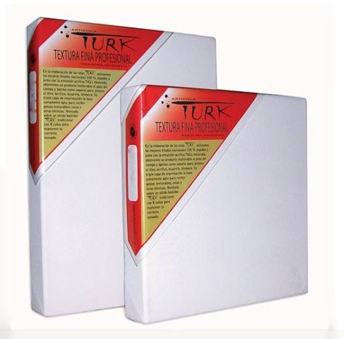 Bastidor Turk 100x120 (2.5cm moldura)