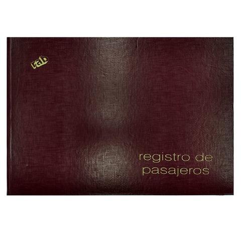 Libro Rab Registro de Pasajeros TD-100 Folios