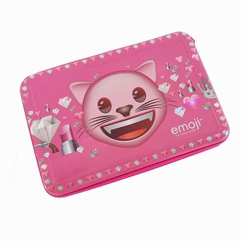 Cartuchera 1 Piso Lata Lic. Emoji