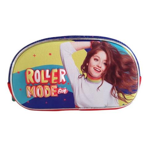 Cartuchera Canopla 3D 1 Cierre Soy Luna Roller mode on