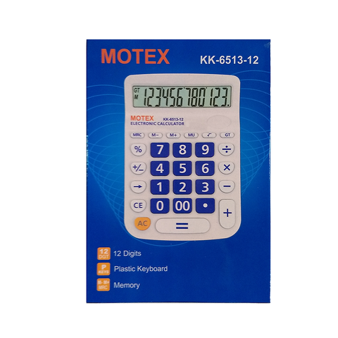 Calculadora Motex KK-6513