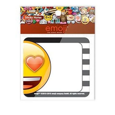 Notas Adhesivas Mooving Diseños-Emoji