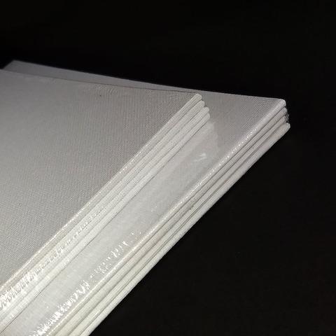 Cartón Entelado Promo Pack x4 20x20cm