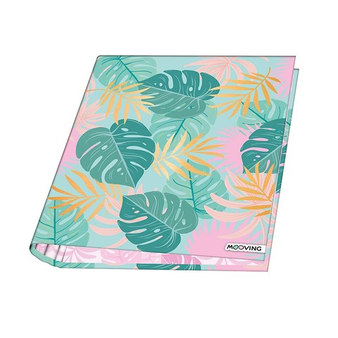 Carpeta A4 2x40 Mooving Tropical 1002198