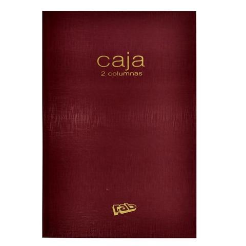 Libro Rab Caja 2 Col TD-200 Folios
