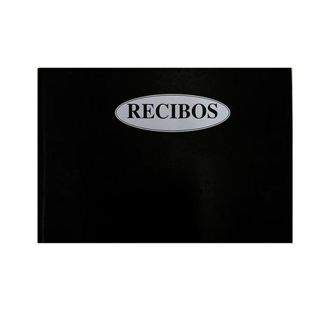 Libro Potosí Recibo TD-200 Folios