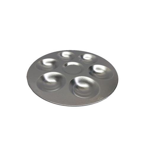 Mezclador Metal 7 cavidades