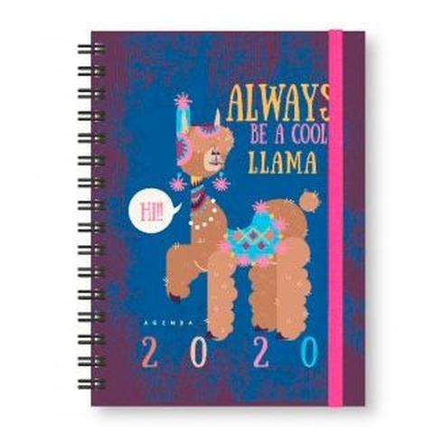 Agenda 2020 Onix Nº8 LLama Semanal