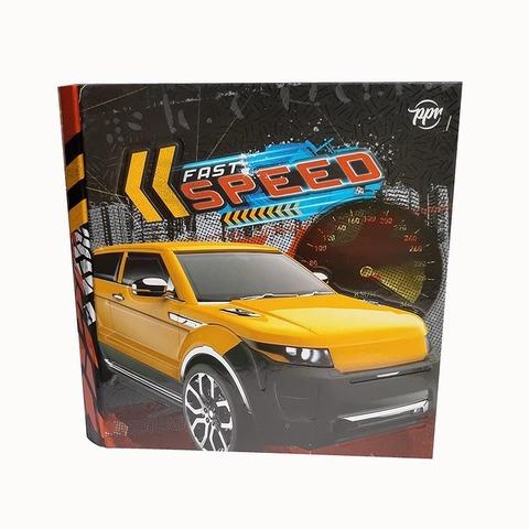 Carpeta Nº3 3x40 PPR Cartón Fast Speed