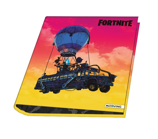 Carpeta A4 2x40 Mooving Fortnite 1002209