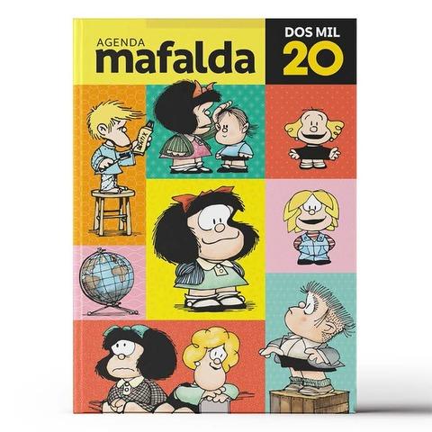 Agenda 2020 Granica Lic. Mafalda Semanal Nº8 Encuadernada