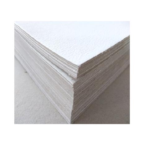 Cartón Paspartou Blanco Estudiantil 35x50 cm (1mm aprox.)