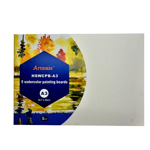 Cartón para Acuarela A3 HSW-CPB-A3