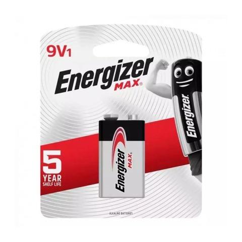 Pila Energizer Bateria 9V