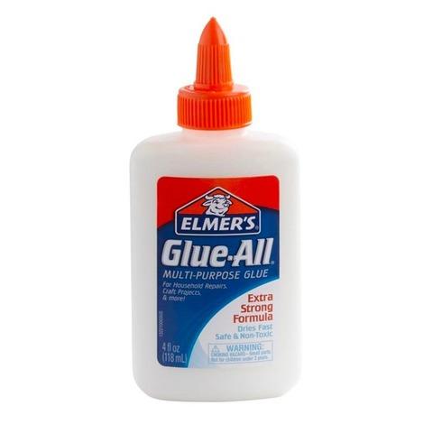 Adh. Cola Elmers Glue All 118 ml.