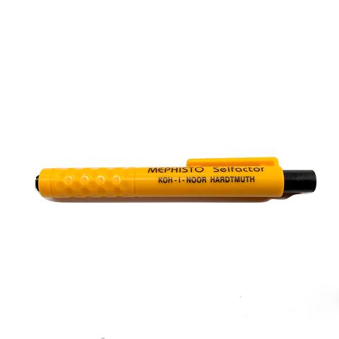 Portaminas Kohinoor 6mm Mephisto Plástico 5301 Naranja