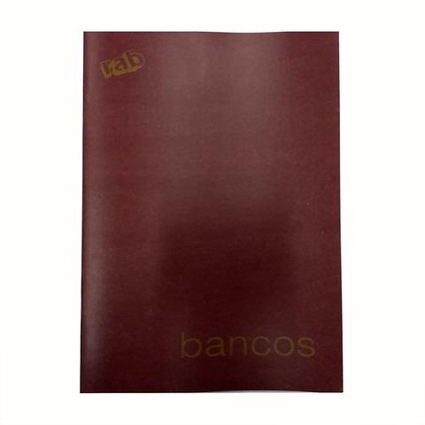 Libro Rab Bancos TF-49 Folios