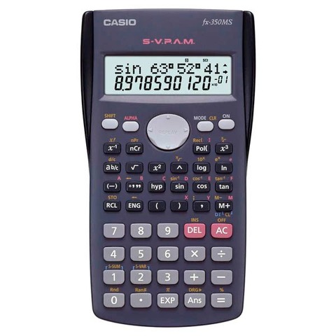 Calculadora Cientifica Casio FX-350MS