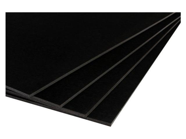 Foamboard Negro 70x100cm (5mm)