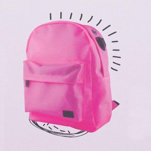 Mochila PPR Pocket Jelly PVC Rosa
