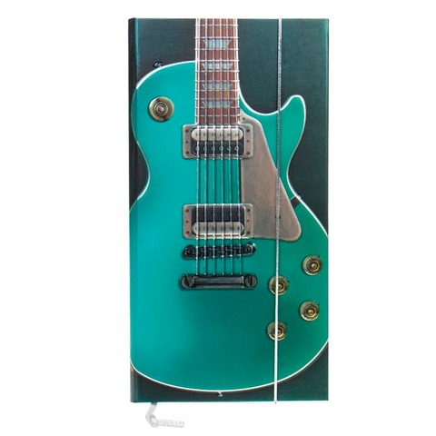 Cuaderno de Notas Boncahier Gibson Les Paul