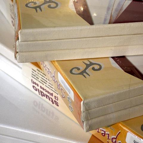 Bastidor Sapiens Promo Pack x3 50x70cm