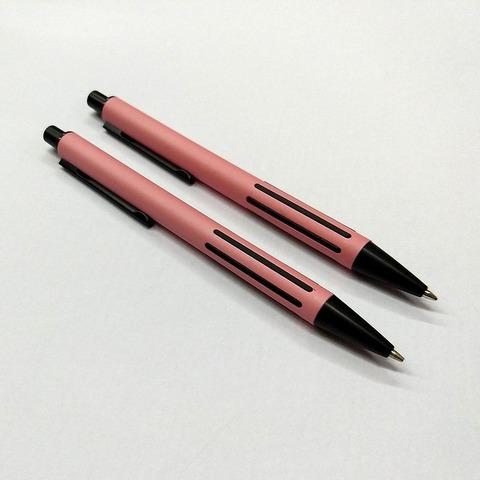 Lapicera Silver Set Bolígrafo + Portaminas 0.7 Rosa