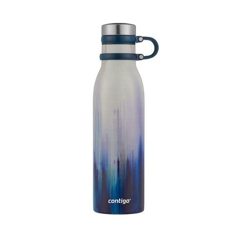 Botella Contigo Termal acero 591ml Matterhorn Merlot Airbrush