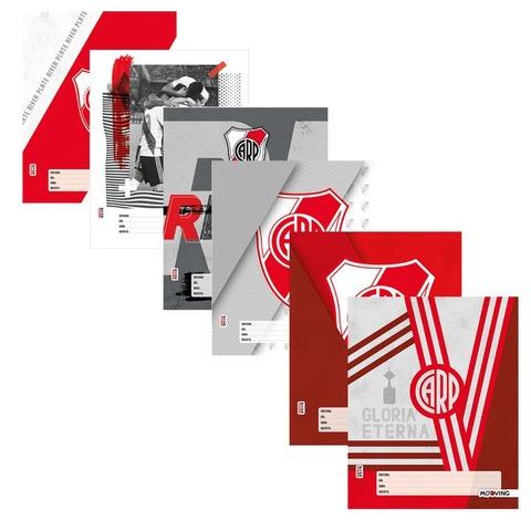 Separadores  N°3 x6 Mooving Fútbol: River Plate 1101125