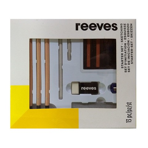 Set Reeves 13 Piezas Iniciación
