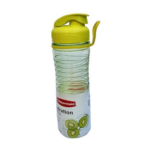 Botella Reutilizable Rubbermaid 600ml Hydra Verde