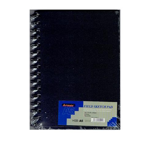 Block Artmate Boceto ( 96gr) (14,85x21) HSB-A5 Espiralado