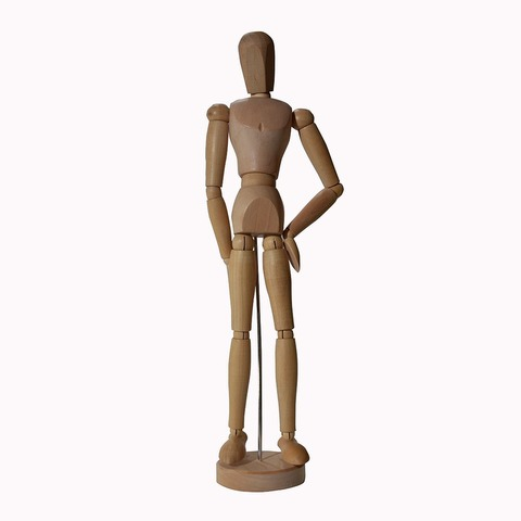 Muñeco Articulado 12cm