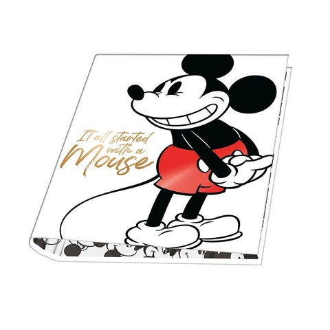 Carpeta A4 2x40 Mooving Mickey Mouse 1002121-i01