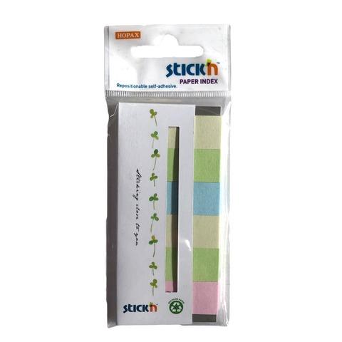 Señalador Banderita Stick'n x6 colores (21597)