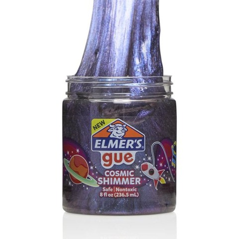 Slime Elmers Cosmic Shimmer 236ml con Aroma