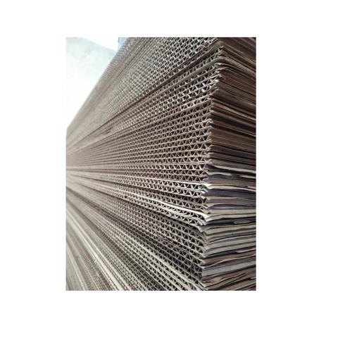 Cartón Corrugado Montado 35x50 Cm (4mm aprox.)