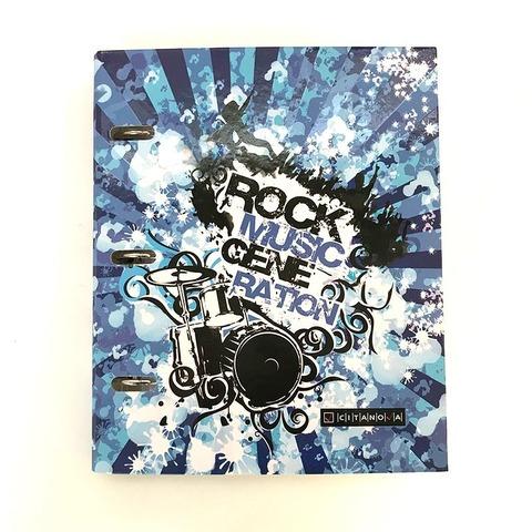 Cuaderno Chico Citanova con repuesto A5 Rock