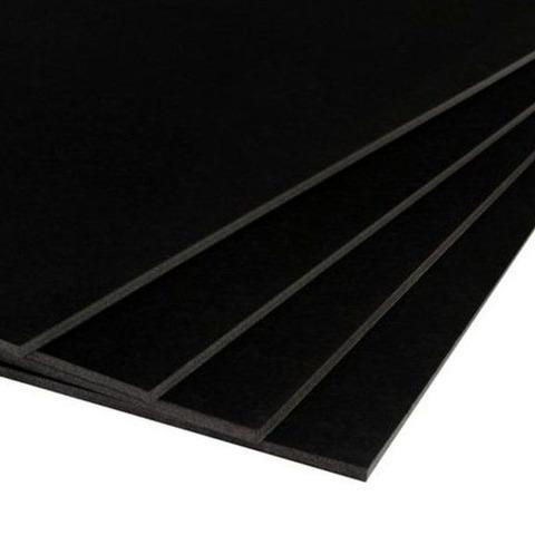 Foamboard Negro  50x70cm (5mm)