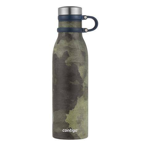 Botella Contigo Termal acero 591ml Matterhorn Textured Camo