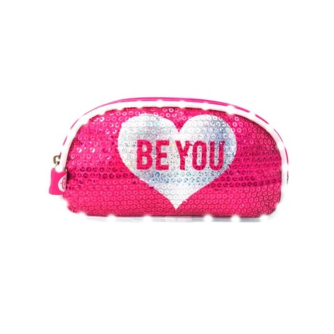 Cartuchera Footy F8072 Be You Rosa