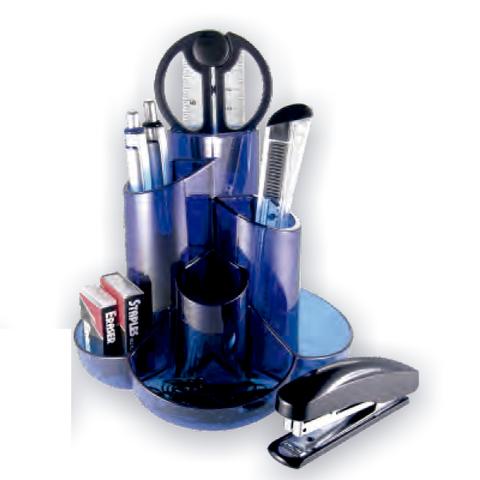 Portalápiz Organizador OLife S-357 Azul