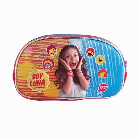 Cartuchera Canopla 3D 1 Cierre Soy Luna Yes