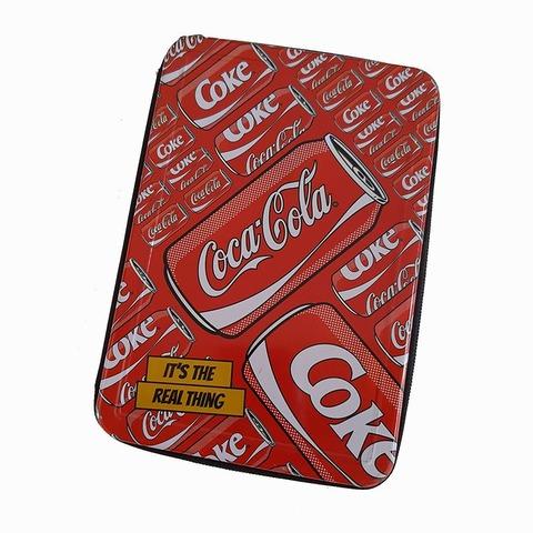 Cartuchera 1 Piso Lata Lic. Coca cola