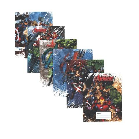 Separadores  N°3 x6 PPR - Avengers