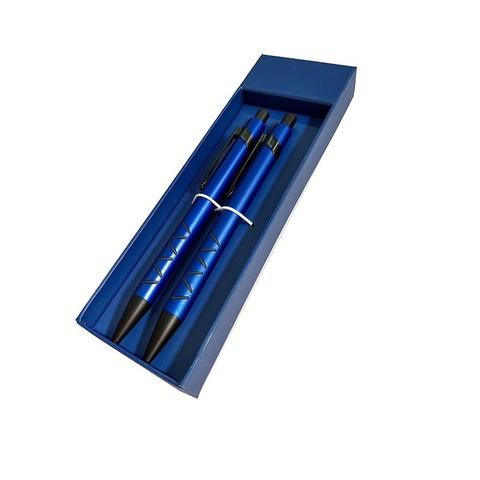Lapicera Silver Nº84 Azul