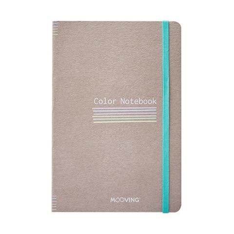 Cuaderno chico Mooving Color Especial