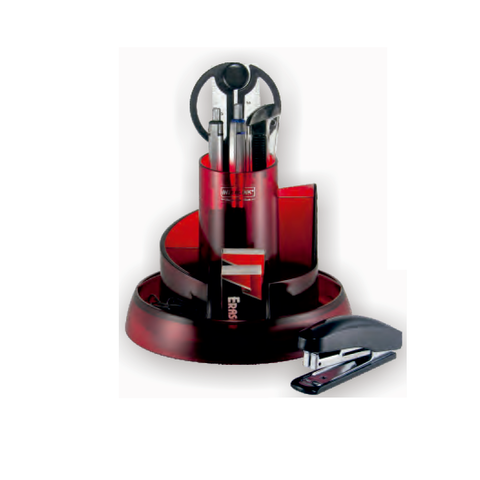 Portalápiz Organizador OLife S-908 Rojo