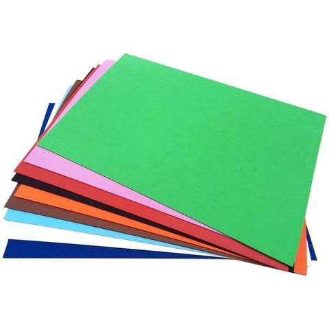 Goma Eva A4 Color Blister x10