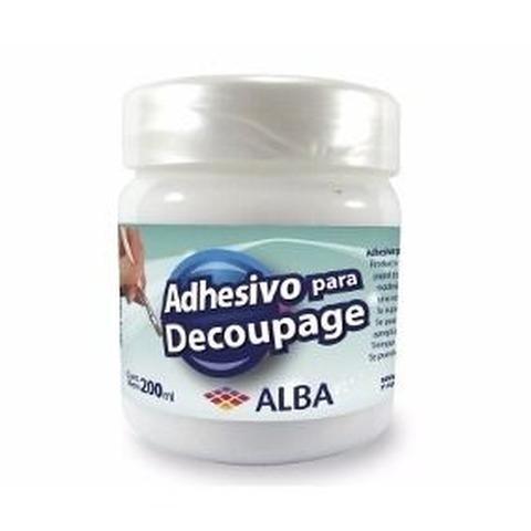 Adhesivo para Decoupage 200cc